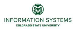 Information Systems Unit Logo
